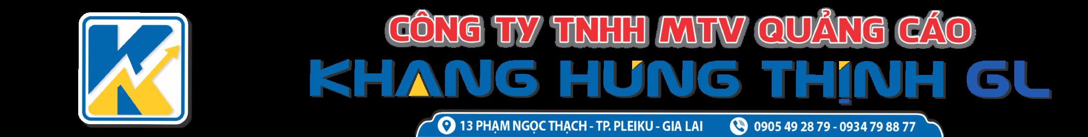 Công Ty TNHH MTV Quảng Cáo Khang Hưng Thịnh GL